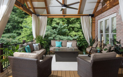 Invest in Your Home with an Outdoor Living Area