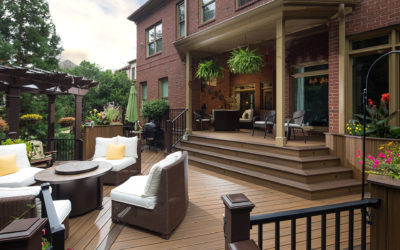 Benefits of Working with Trex® Materials and TrexPro®  Platinum Installers
